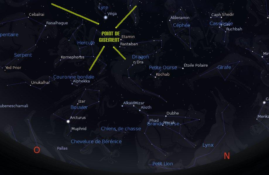 carte du soleil lever heure